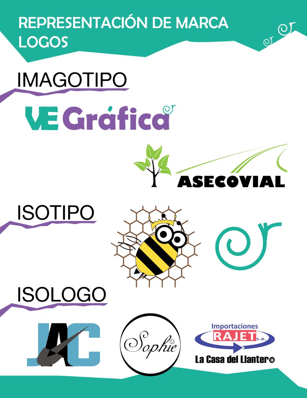 Contar con un logo que represente tu marca es esencial. Agrega valor al cliente ya que le comunica la identidad del negocio y su oferta, además de que ayuda al posicionamiento y representación de productos/servicios.