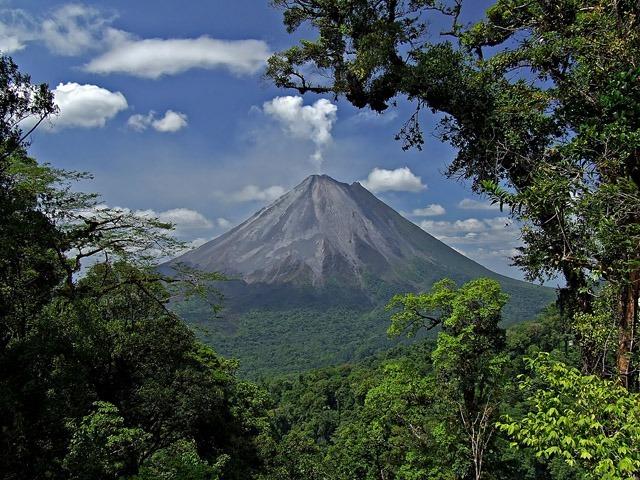 COSTA RICA Y SU NATURALEZA