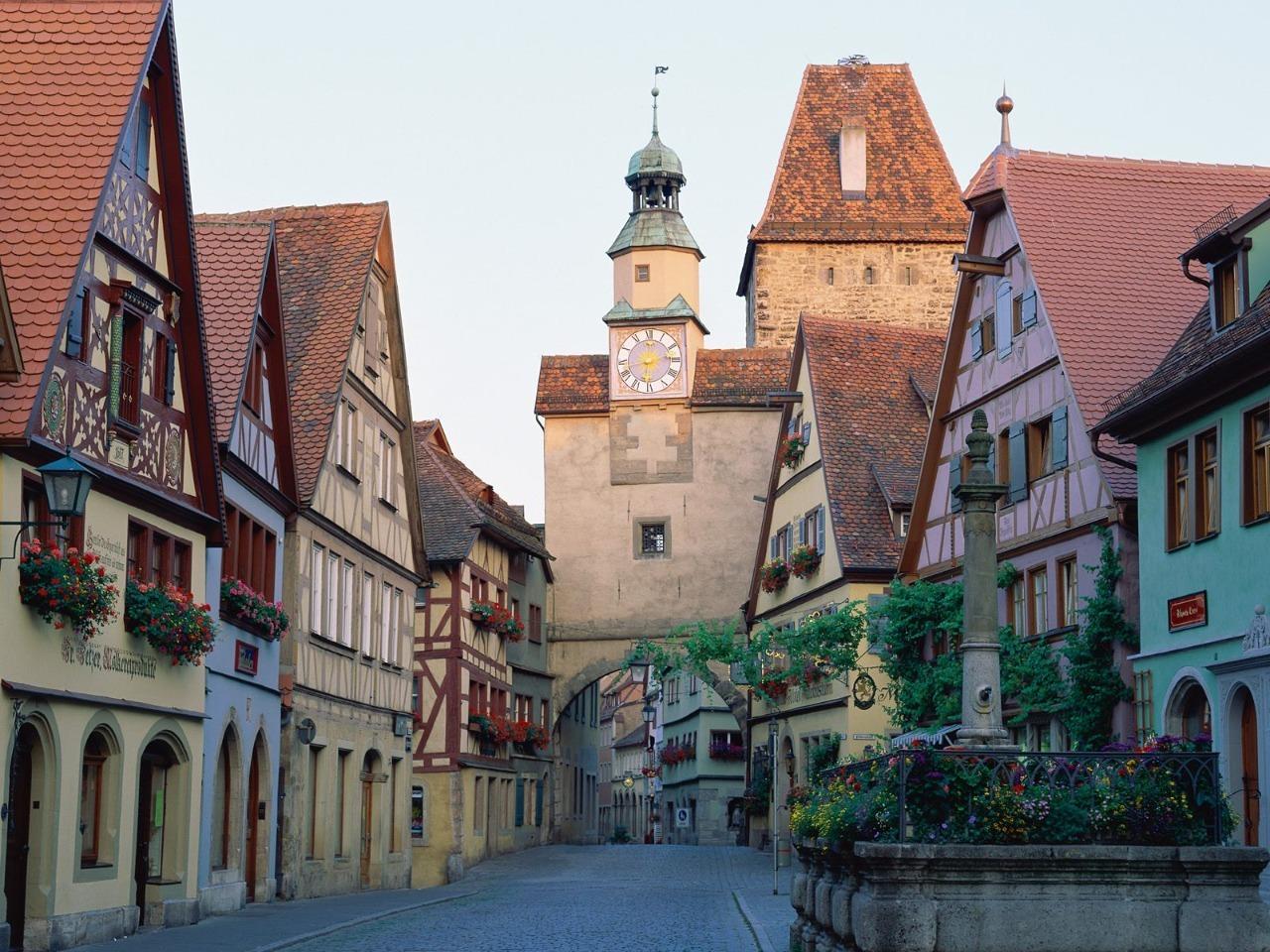 Alemania Ruta Romantica