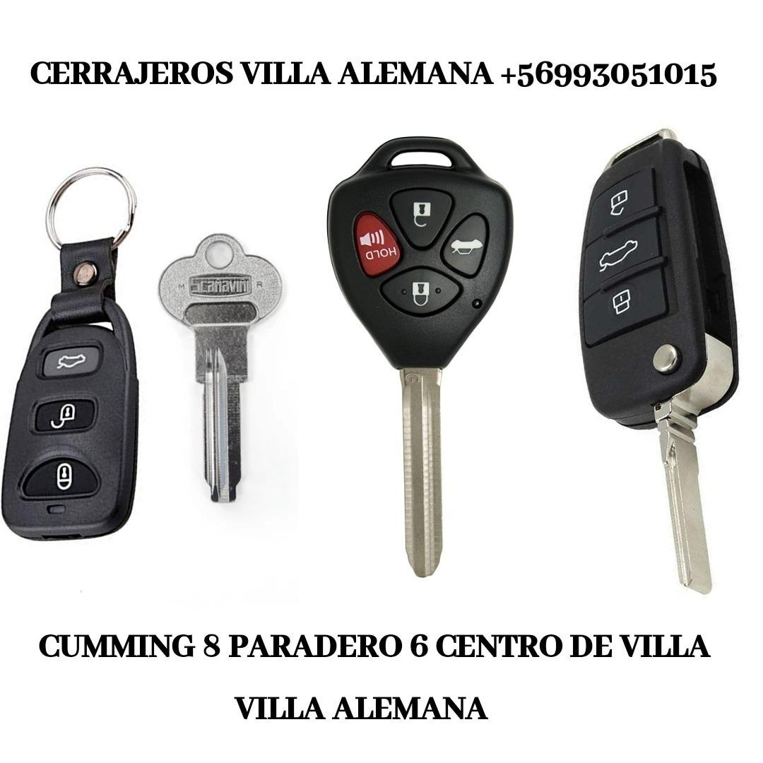 Llaves con Mandos a Distancia llave multipunto Control de Apertura de Autos