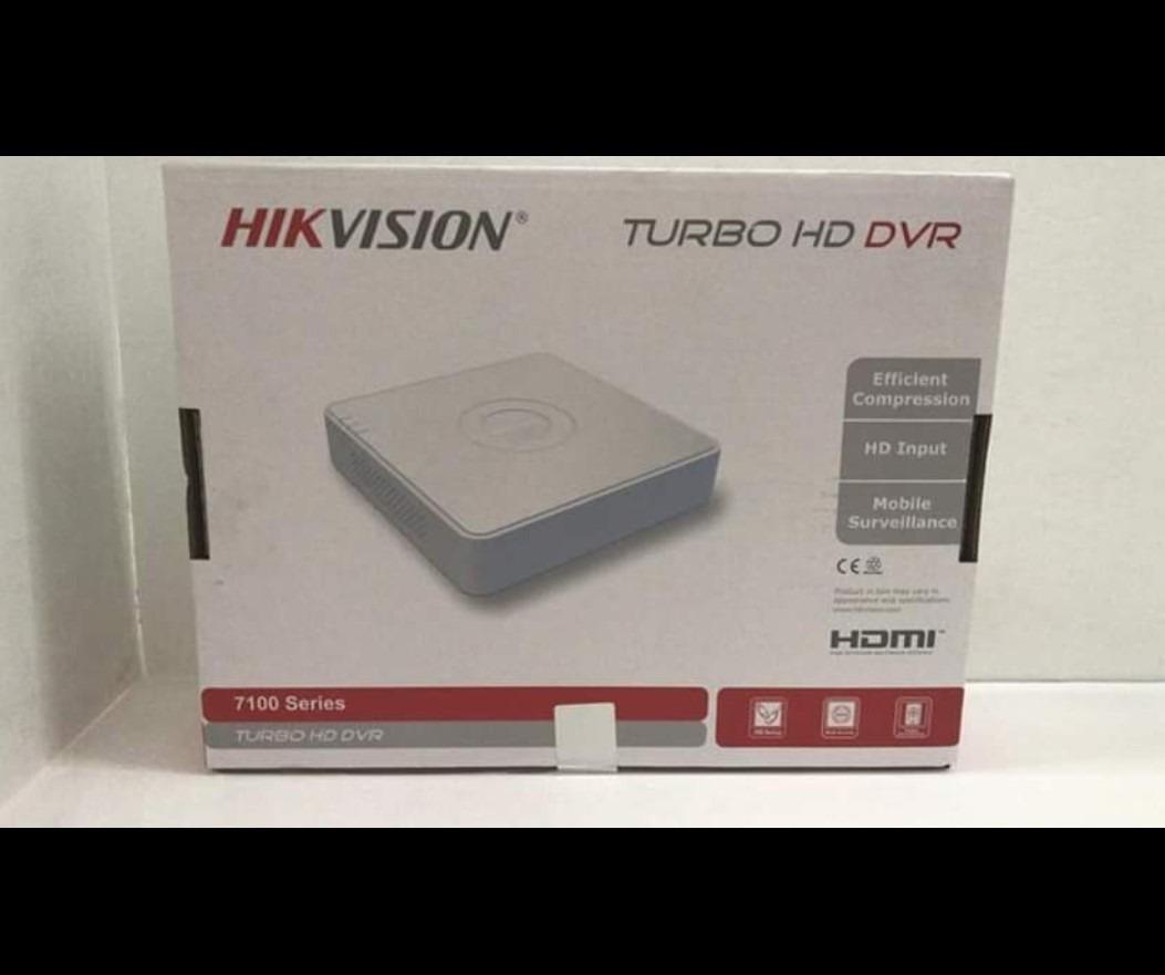 DVR de 4,8,12,24,32 canales