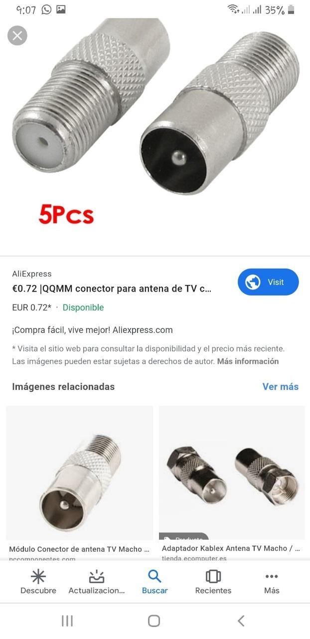 conectores de video y audio