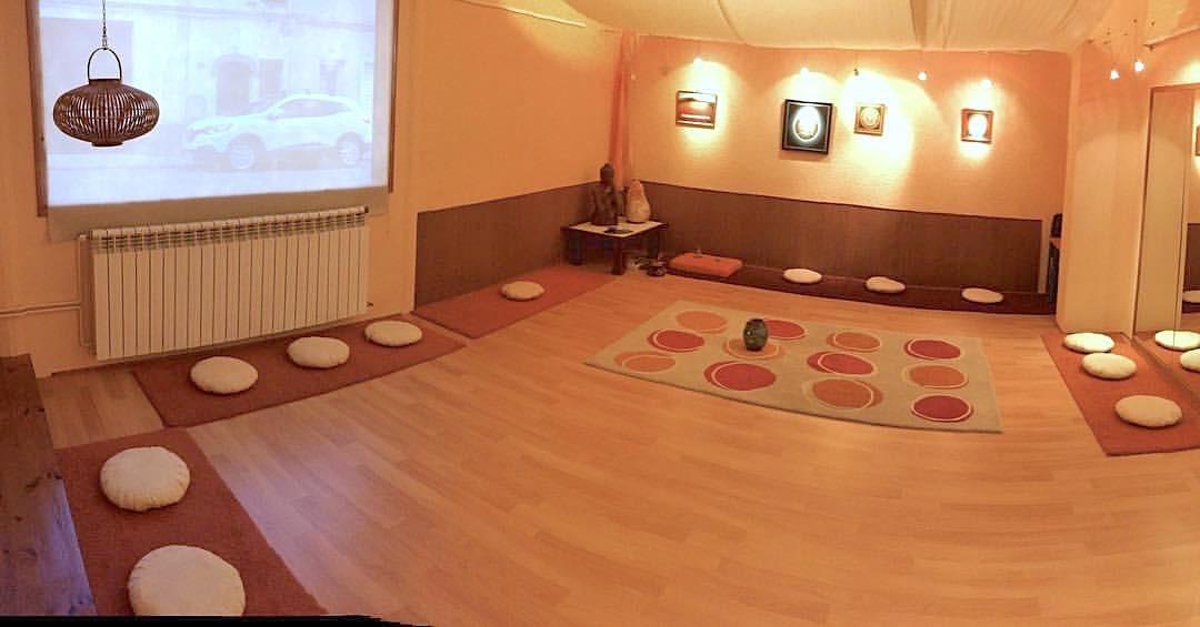 sala de meditació